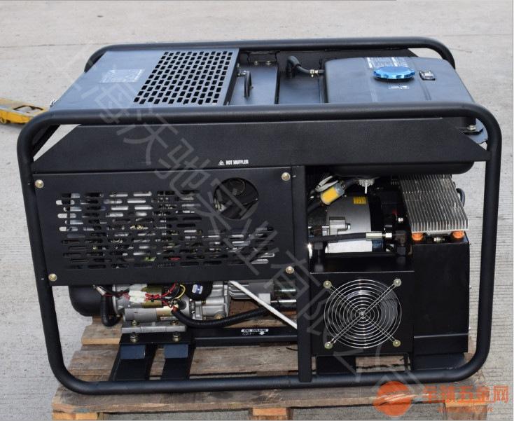 300A92#汽油电焊机轻便移动式