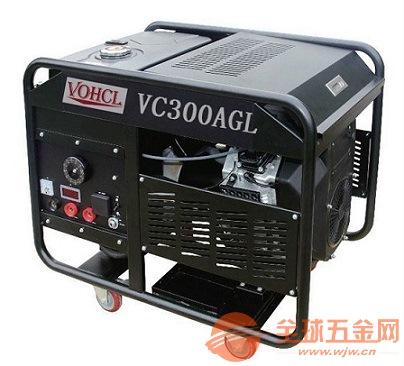 300A汽油发电电焊机-三相发电电焊一体机