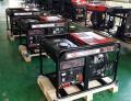 VOHCL沃驰美国品牌220V10KW汽油发电机