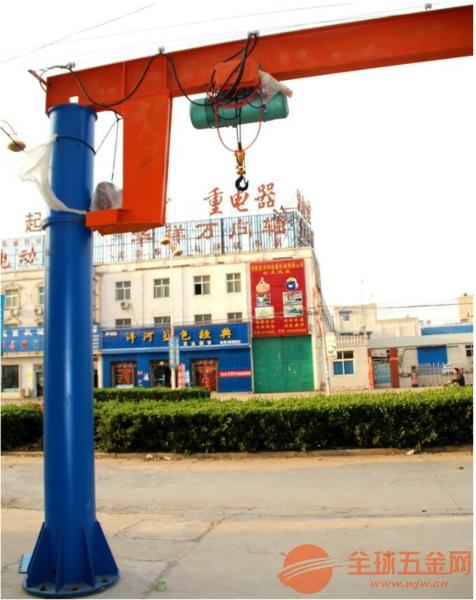 壁行式悬臂吊起重机