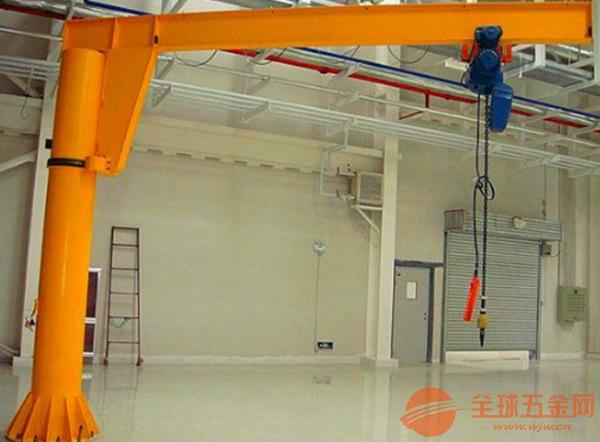 1吨立柱式悬臂吊