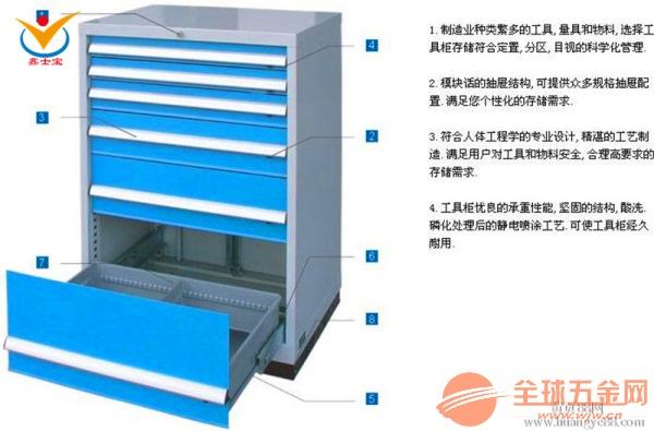 无锡带挂板工具柜 哪个厂家质量好?