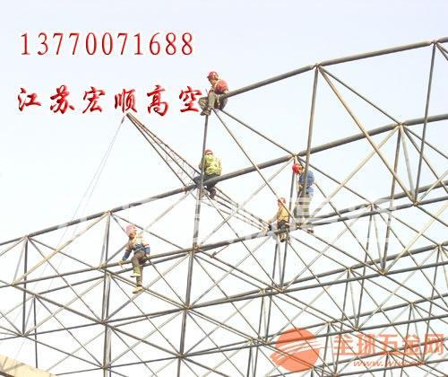 防腐钢结构刷油漆