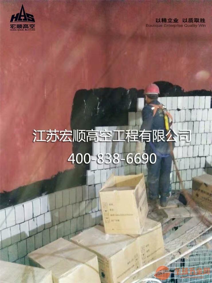 天津烟囱防腐维修施工