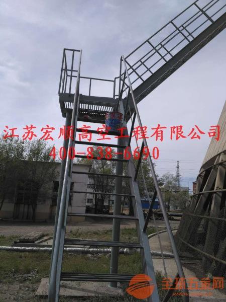 寿光烟囱避雷针更换施工规范