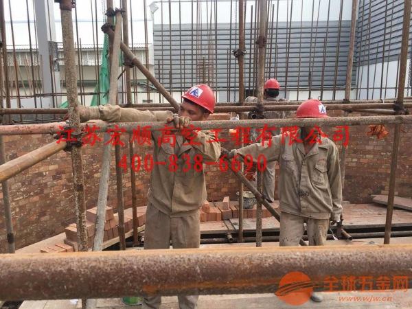 东台钢烟囱安装新建工程施工