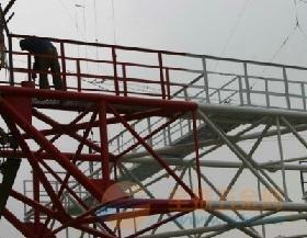 上海市钢结构除锈防腐,龙门吊起重机防腐公司