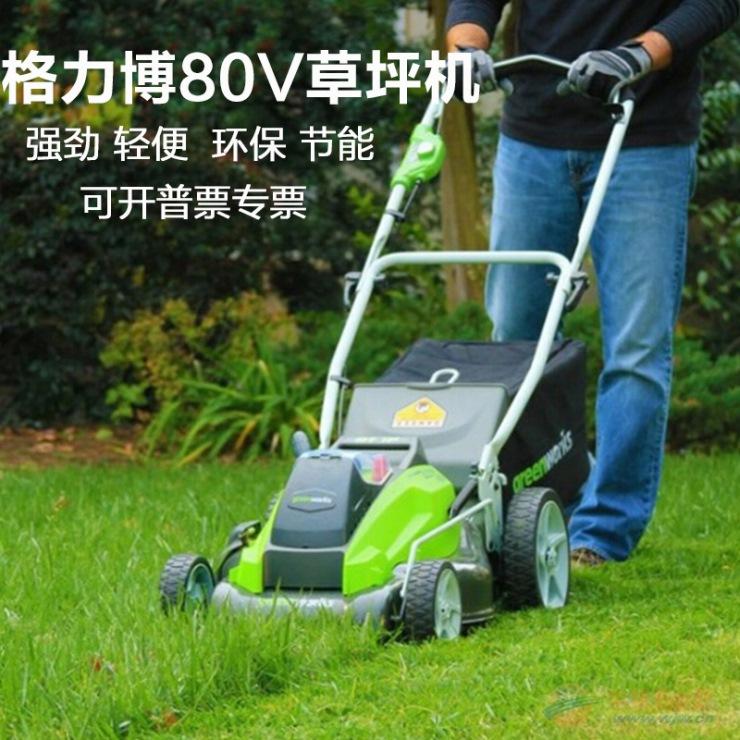 草坪机 80V