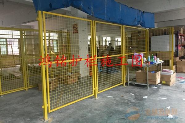 金华工厂围栏