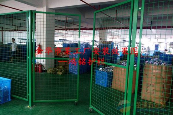 宁波仓库隔离围栏铁丝网