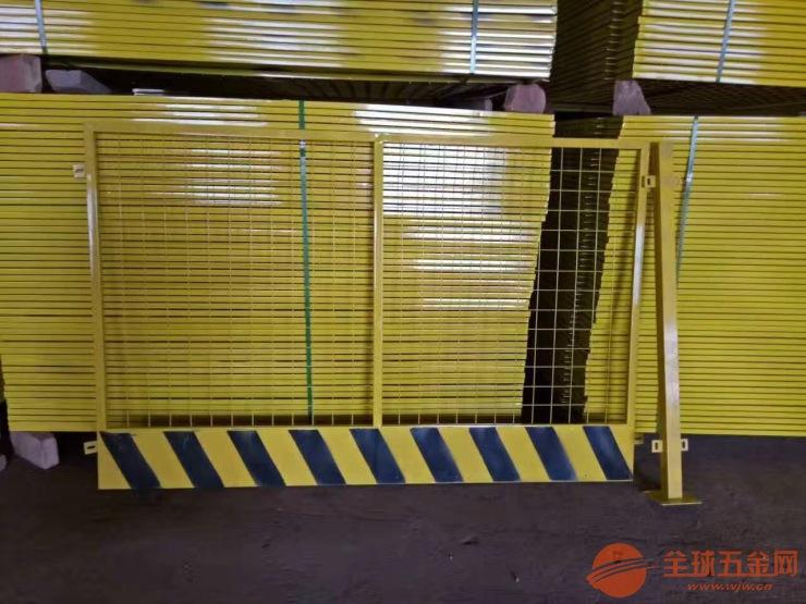 温岭工地施工初期,施工工地为什么要安装黄色基坑护栏网