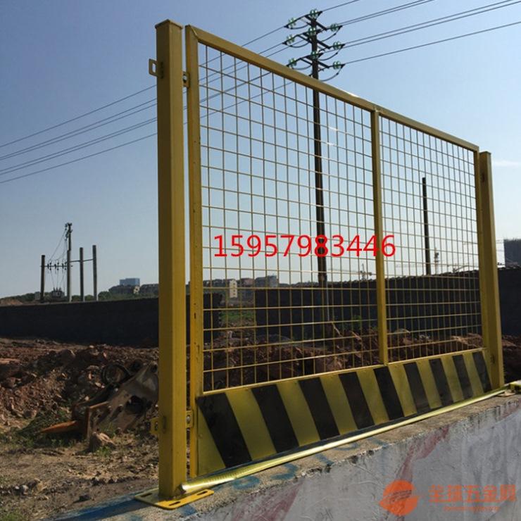 武义基坑围栏网多少钱一米/施工工地临时围栏网