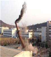 石狮水泥烟囱加固维修详细解读