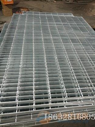 钢格板 热镀锌钢格板 水沟盖板 平台格栅板 异形钢格板