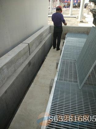 河北发亿钢格板厂污水处理厂专用钢格板钢沟盖板
