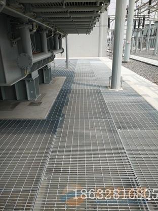 热浸锌格栅板/格栅板安装
