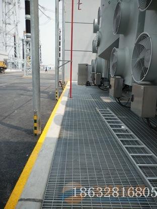 钢格板沟盖板 污水处理沟盖板 下水道钢格板 格栅板
