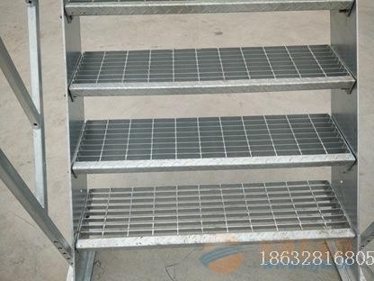 踏步板;沟盖板;平台钢格板;插接钢格板等
