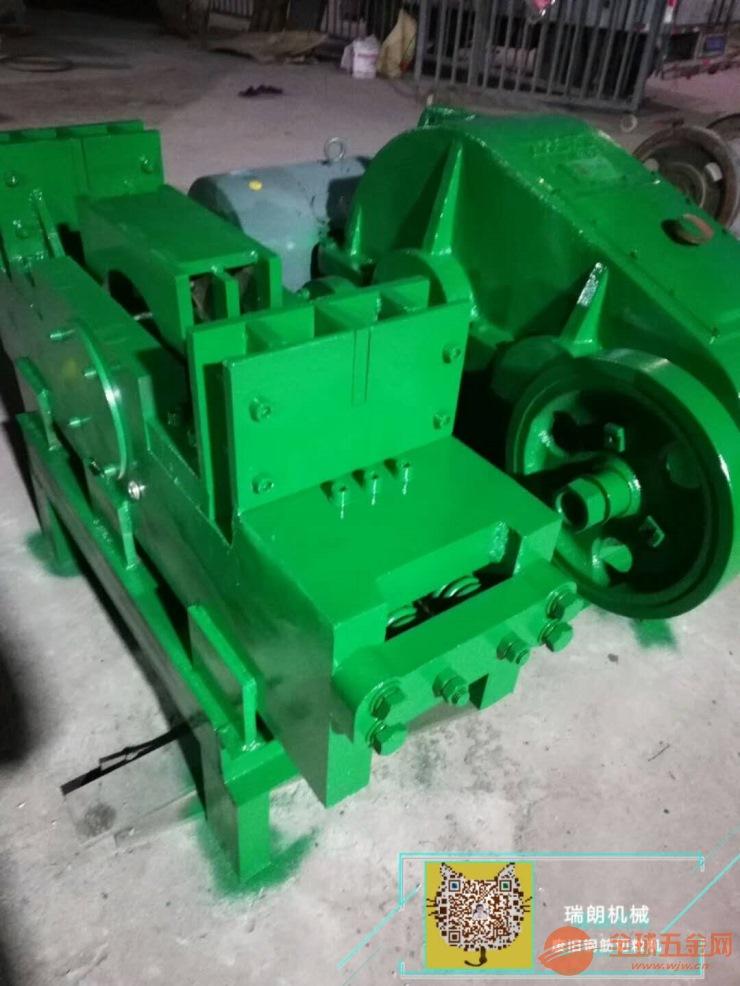 22KW废旧钢筋颗粒机实体厂家施工规范