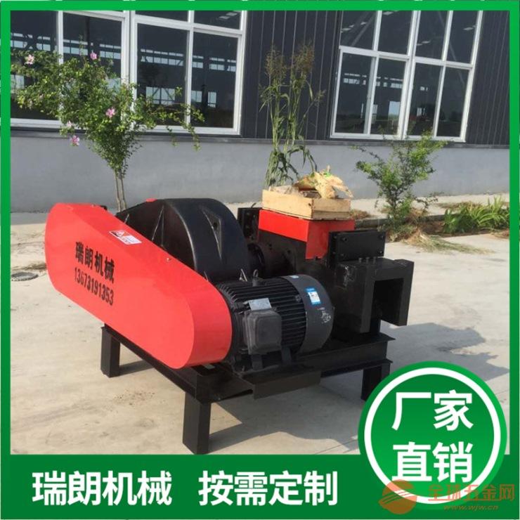 回收站专用钢筋截断机废旧钢筋回收处理专用・厂家质量放