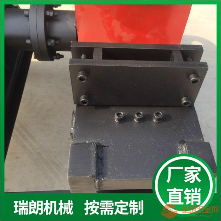 22KW废旧螺纹管切断机高效简单・材质型号全