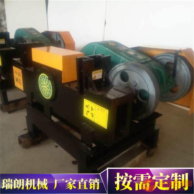 回收站专用螺纹钢切断机哪家质量比较好不二之选