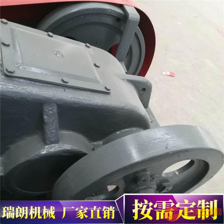 500型角铁切段机切割长度5-10cm,安全美观