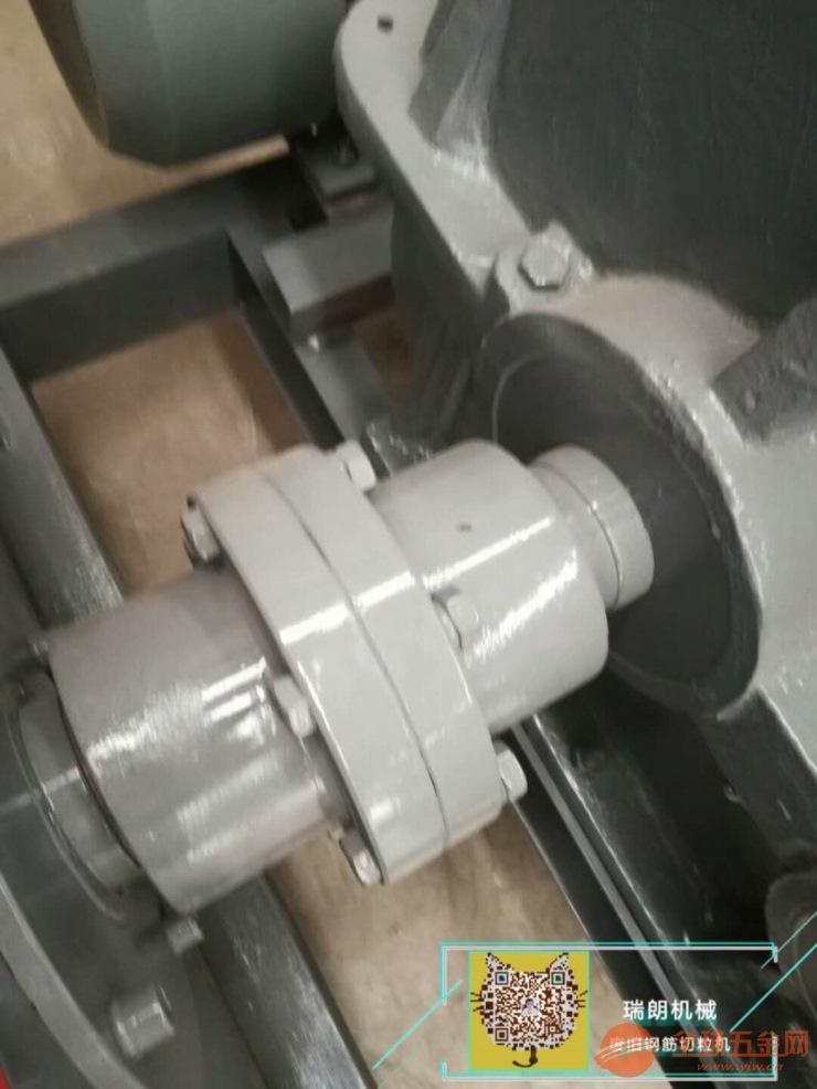 回收站专用钢筋切头机低投入高回报不二之选