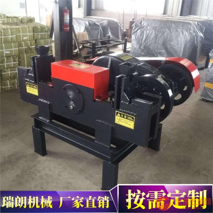 回收站专用螺纹钢切粒机多少钱一台专业制造