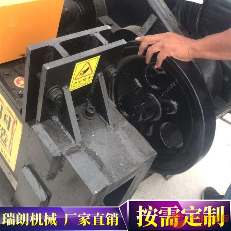 废旧螺纹钢切断机哪家质量比较好安全可靠