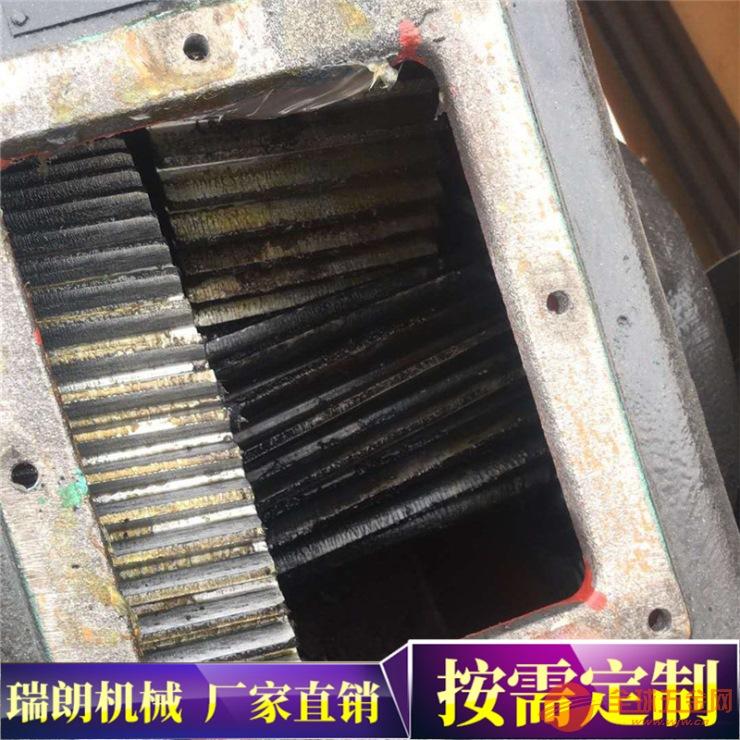 650型废旧螺纹管切断机总轴带铜瓦不会断专业制造
