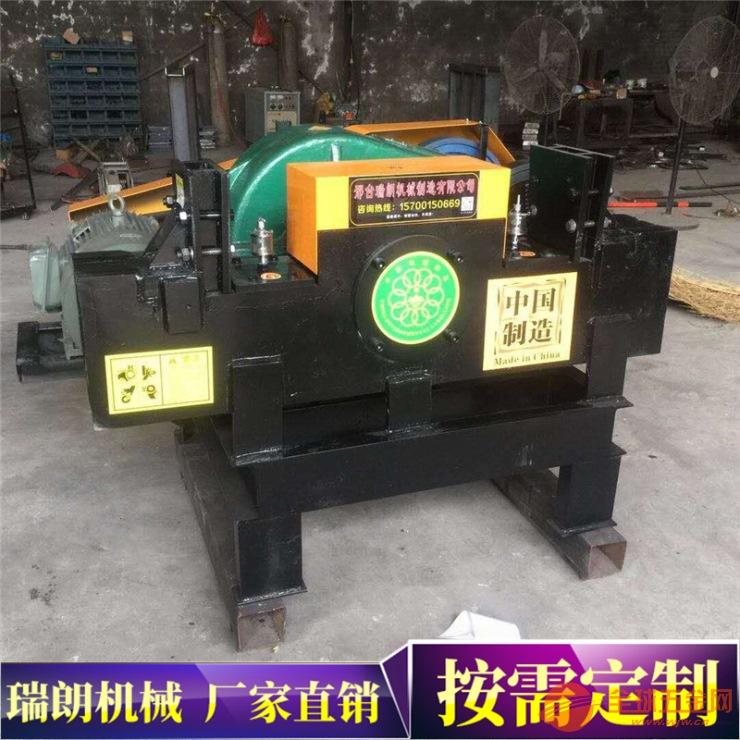 卧式废旧钢筋颗粒机免费加订侧切功能・厂家质量放