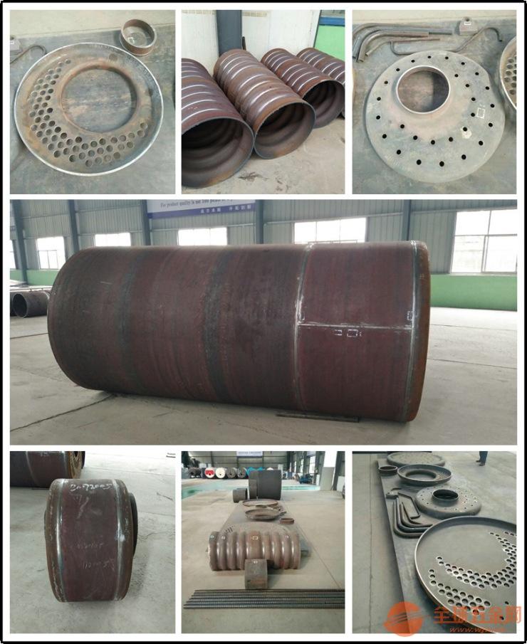 燃气锅炉 大型工业燃气蒸汽锅炉