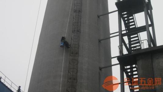 山东烟囱安装旋转爬梯公司欢迎您来电