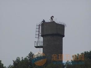 布拖县水泥烟囱更换爬梯护网平台公司欢迎访问