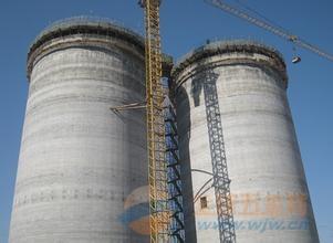 西华县电厂烟囱安装爬梯平台哪家好
