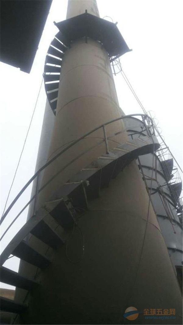 吉首烟囱安装旋转爬梯公司