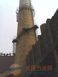 吉安烟囱安装旋转爬梯公司