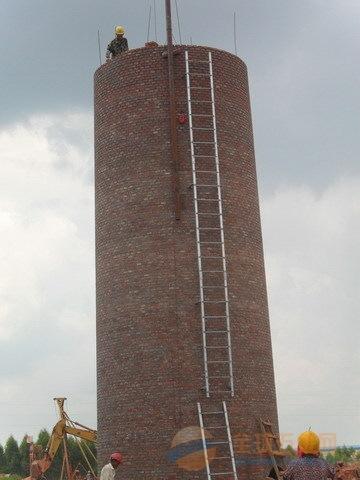 榕江县水泥烟囱刷红白色环欢迎您来电
