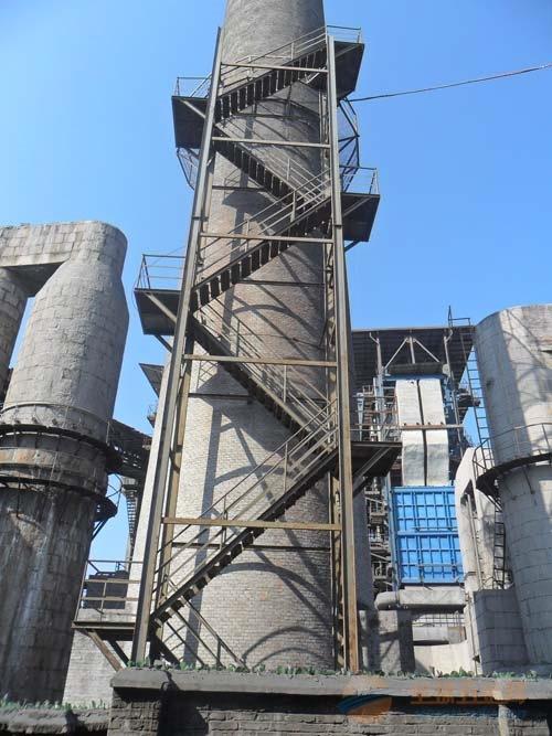 右江区电厂烟囱安装爬梯平台哪家好