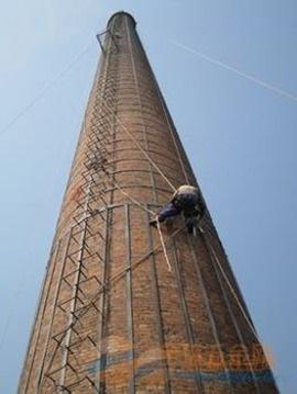 美溪区供暖烟囱安装折梯专业工程团队