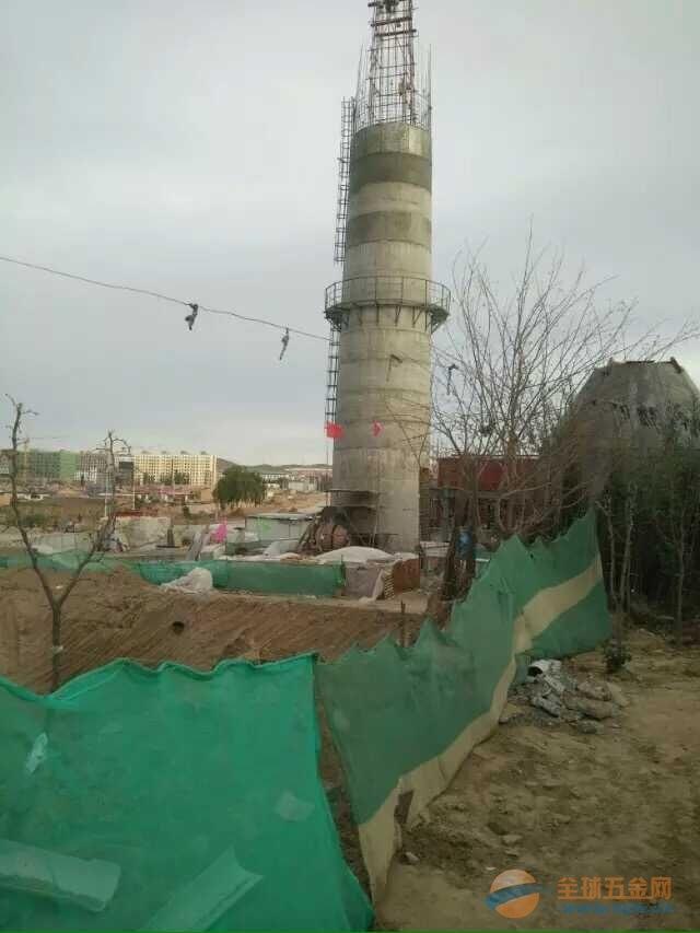 兴和县砖瓦厂烟囱爆破施工团队