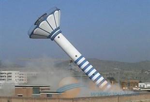 新邱区水泥烟囱更换爬梯护网平台公司欢迎访问