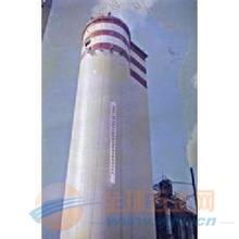 霍山县电厂烟囱旧色环翻新服务厂家