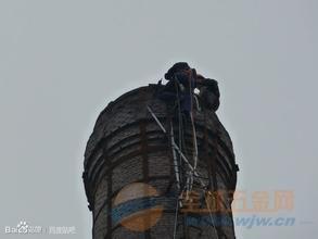 平塘县水泥烟囱刷航空标志漆服务厂家