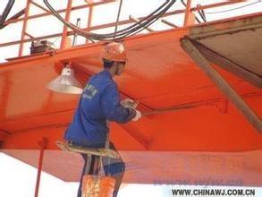 文昌烟囱爬梯平台护网防腐公司欢迎访问