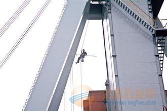 祁东县水泥烟囱更换爬梯护网平台公司欢迎访问