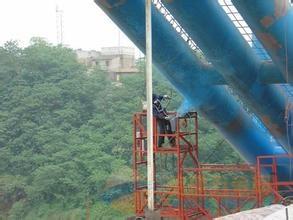 汉阴县烟囱爬梯平台护网防腐公司欢迎访问