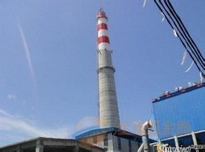 临桂县烟囱刷红白航标漆公司欢迎访问