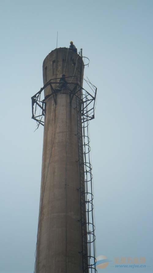 历城区砖窑烟囱定向爆破拆除公司欢迎访问